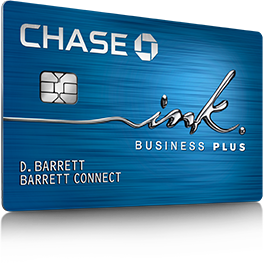 Chase ink plus business credit card motivating businesses with chase ink plus business credit card motivating businesses with incentives colourmoves