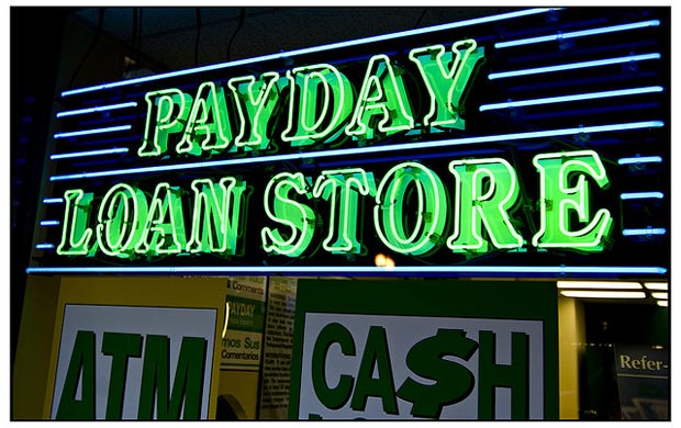 payday loan stores