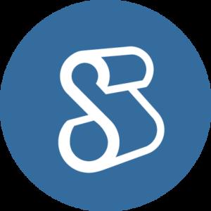 Scripted Logo
