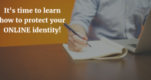 online identity protection guide