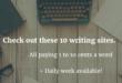 best freelancer writing sites to make money online