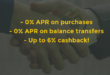 zero apr cashback reward credit cards ranked
