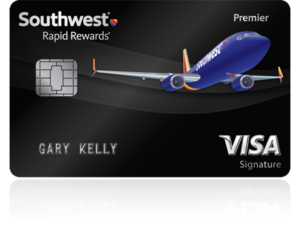 Southwest Airlines Rapid Rewards Travel Credit Card