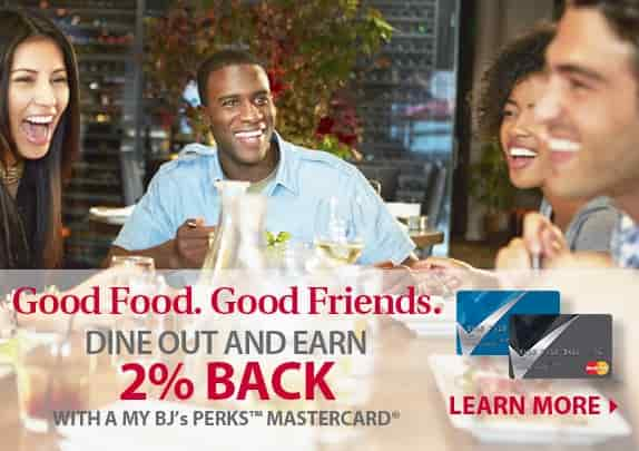 My BJs Perks Plus MasterCard