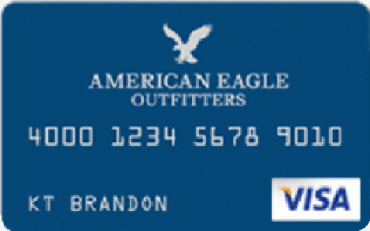 American Eagle Outfitters Store Rewards Credit Card