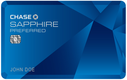 Chase Sapphire Travel Rewards Credit Card