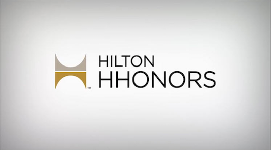 Hilton HHonors Reward Program