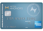 Hilton HHonors American Express AMEX Credit Card