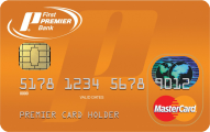 The First Premier No-Deposit Credit Card