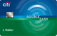 Citi Double Cash Cashback Rewards Credit Card