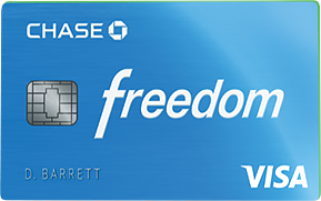 Chase Freedom Travel Rewards Credit Card