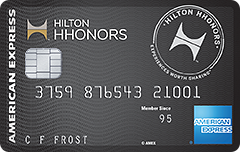 American Express AMEX Hilton HHonors Surpass Credit Card