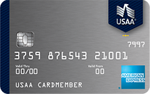USAA Secured Credit Card with American Express