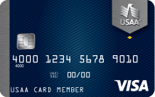 USAA Credit Card - Secured VISA Platinum