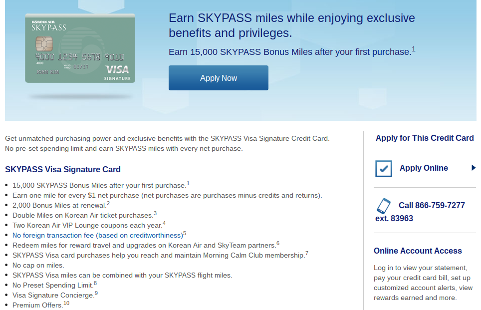 Secured Credit Card for Travelers - SKYPASS from US Bank