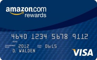 Amazon Store Rewards Cashback Credit Card