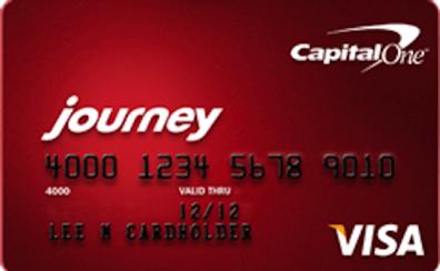 Capital One Journey Student Rewards Credit Card