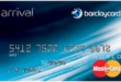 Barclaycard Arrival World MasterCard Travel Rewards Cashback Credit Card