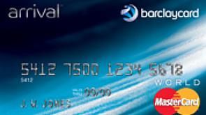 Barclaycard Arrival World MasterCard Travel Rewards Cashback Credit Card