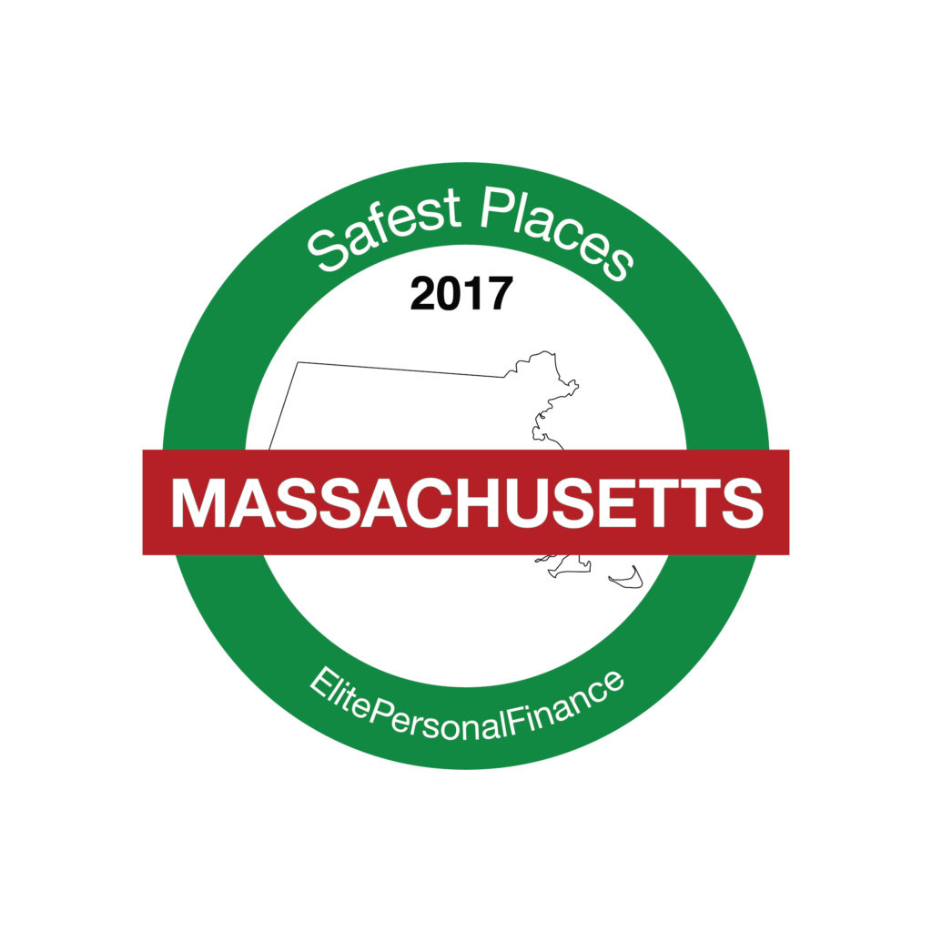 Safest Places To Live In Massachusetts 2017 Elite